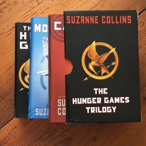 Hunger Games Trilogy books
